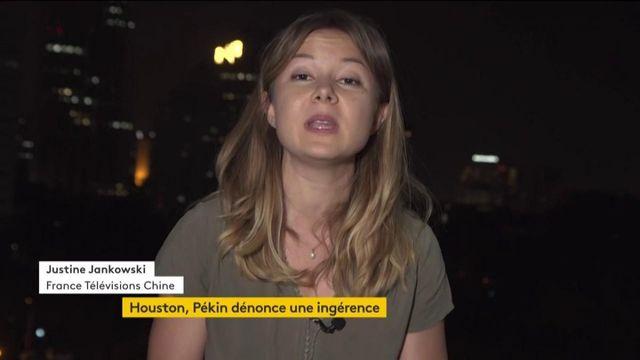 Houston : Pékin dénonce une ingérence