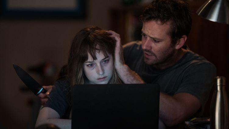 """Armie Hammer et Dakota Johnson dans """"Wounds"""" (DR Film """"Wounds"""")"""