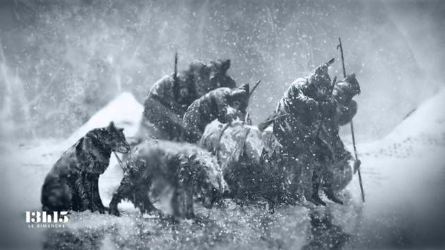 VIDEO. L'hommage d'un marin des mers arctiques aux découvreurs du passage du nord-ouest