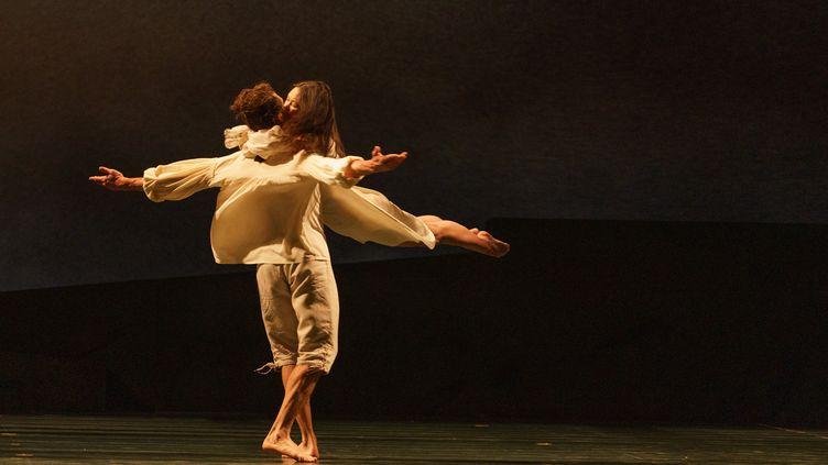 Generale du ballet Le Parc, un ballet d'Angelin Preljocaj au Palais Garnier (YONATHAN KELLERMAN)