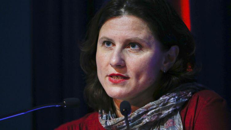 La ministre des Sports,RoxanaMaracineanu, le 26 novembre 2019 à Paris. (JEAN MICHEL LE MEUR / DPPI MEDIA / AFP)