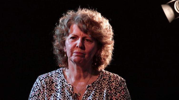Le Covid-19 se transmet parfois à l'hôpital, ce qui suscite l'incompréhension des familles. Catherine Smolinski a perdu sa mère hospitalisée à Troyes, dans l'Aube. (France 3)