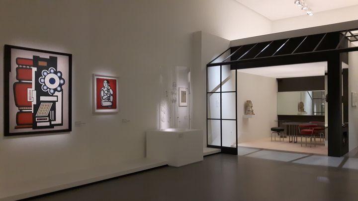 Charlotte Perriand, qui travailla pendant dix ans avec Le Corbusier, a notamment inventé la cuisine ouverte. (ANNE CHEPEAU / RADIO FRANCE)