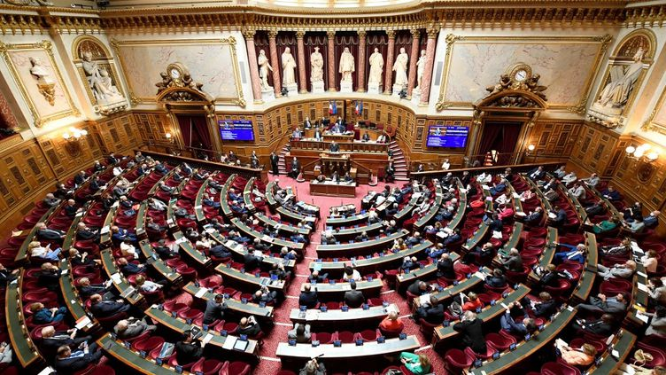 L'Assemblée nationale, le 16 juillet 2020. (BERTRAND GUAY / AFP)