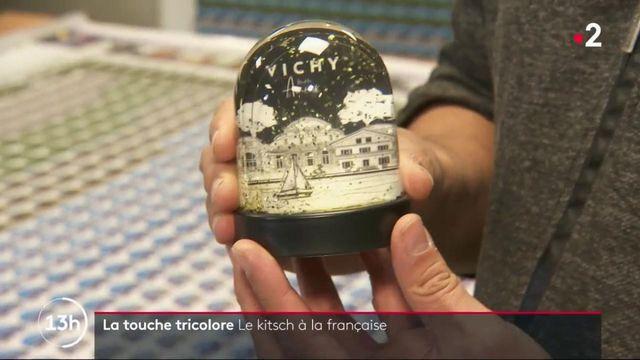Savoir-faire français : le kitsch des boules à neige françaises