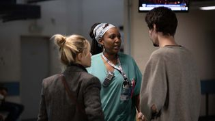 Cinéma :AvecLafracture, CatherineCorsiniraconte un couple et un hôpital au bord de larupture (Carole Bethuel)