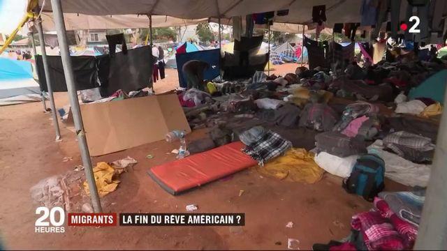 Migrants : la fin du rêve américain ?