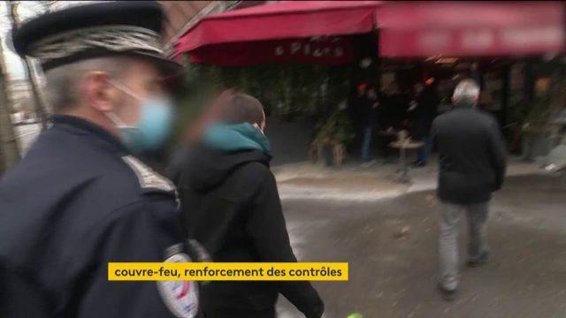 Couvre-feu : la police fait la chasse aux restaurants clandestins