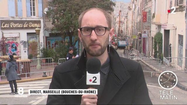Marseille : un cinquième corps retrouvé dans les décombres