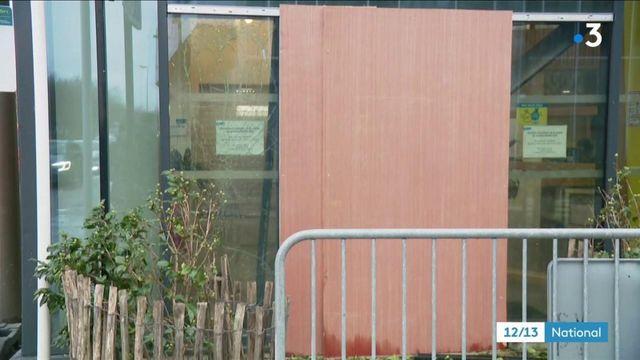 Nantes : une enquête ouverte après une explosion d'origine criminelle devant une mairie annexe