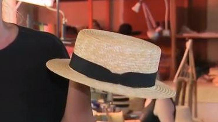 chapeau de paille (FRANCE 2)
