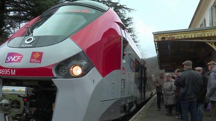 SNCF : le train Cévenol fait peau neuve (FRANCE 3)
