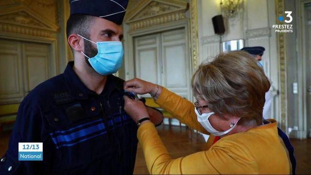 Hauts-de-Seine : le policier ayant arrêté un terroriste présumé à Colombes récompensé