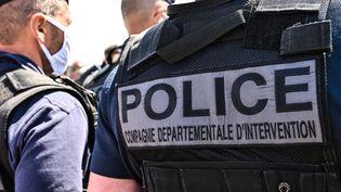 Un fait similaire était arrivé àÉpinay-sur-Seine jeudi 15 avril. (DENIS CHARLET / AFP)