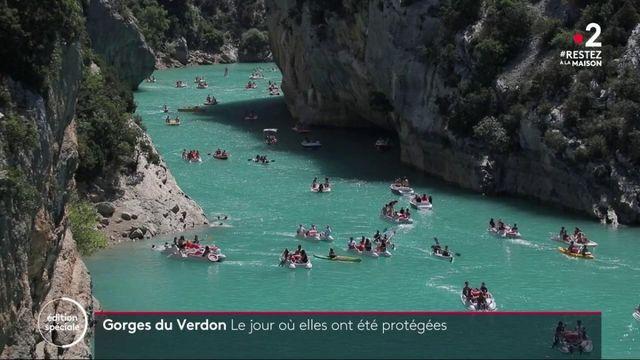 Gorges du Verdon : une zone protégée après de longues batailles
