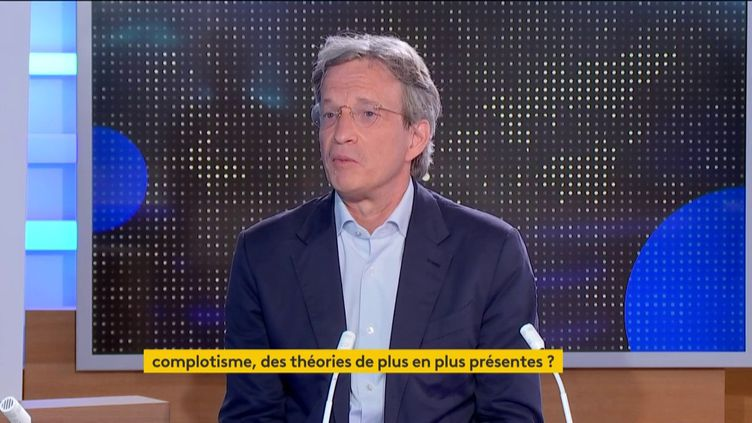 Fabrice Fries (FRANCEINFO)