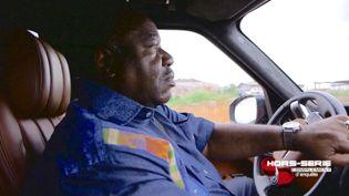 En voiture avec Ali Bongo, l'homme fort du Gabon (FRANCE 2 / FRANCETV INFO)