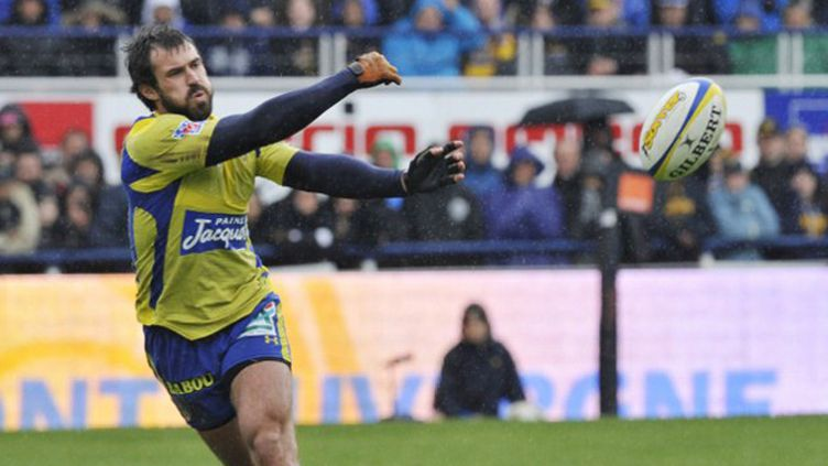 Brock James (Clermont) (THIERRY ZOCCOLAN / AFP)