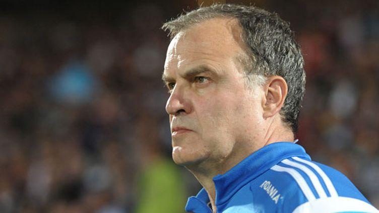 L'entraîneur de l'OM, Marcelo Bielsa