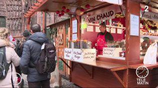 Marché de Noël à Strasbourg (France 2)
