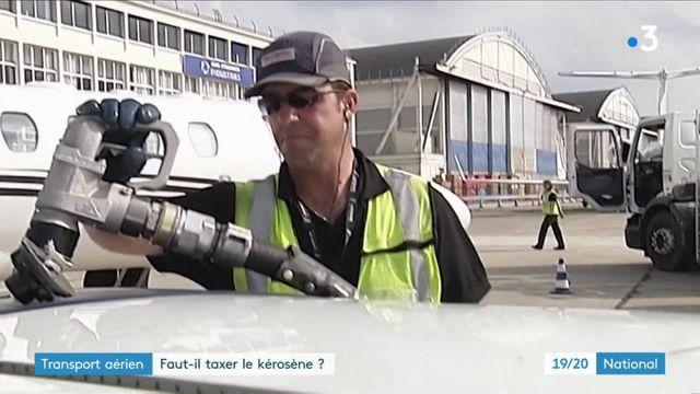 Transport aérien : faut-il taxer le kérosène ?