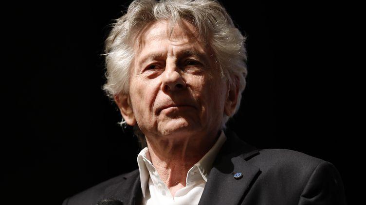 Roman Polanski à l'avant-première de J'accuse en novembre 2019. (THOMAS SAMSON / AFP)