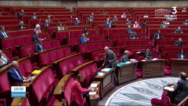 Assemblée nationale : un coup dur pour le parti présidentiel