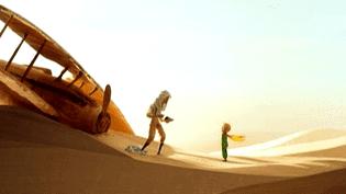 """""""Le Petit Prince"""", adapté au cinéma par l'américain Mark Osborne  (Capture d'image France3/Culturebox)"""