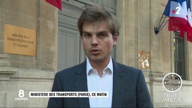 SNCF : l'Unsa et la CFDT reçus au ministère des Transports