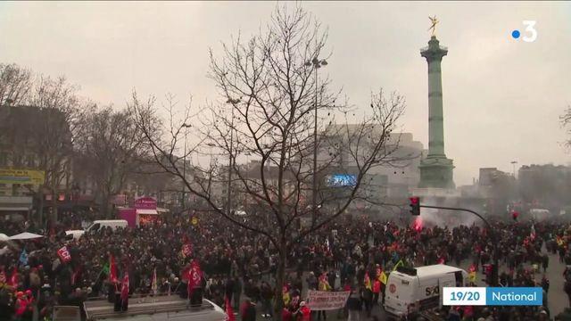 Manifestation : une aubaine pour les casseurs, une épreuve pour les forces de l'ordre