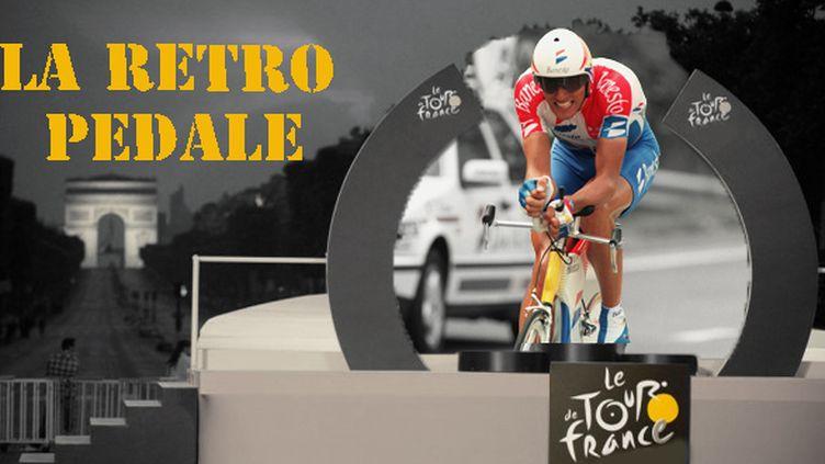 Miguel Indurain, sur le Tour de France 1995