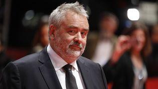 Le producteur et réalisateur Luc Besson au festival de cinéma de Berlin (Allemagne), le 17 février 2018. (AXEL SCHMIDT / REUTERS)