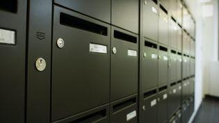 Une rangée de boîtes aux lettres. (Photo d'illustration) (MAXPPP)