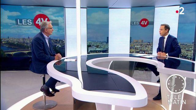 """Pierre Laurent : """"un pouvoir très arrogant"""""""