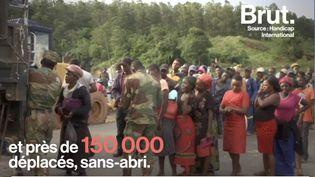 Le cyclone Idai a balayé l'Afrique australe et a laissé derrière lui une crise humanitaire des plus graves. Marco Tamburro, en mission au Mozambique, confirme l'ampleur de la situation. (BRUT)