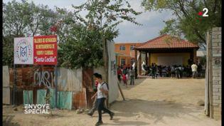 Des graines de virtuose dans un bidonville mexicain (ENVOYÉ SPÉCIAL  / FRANCE 2)