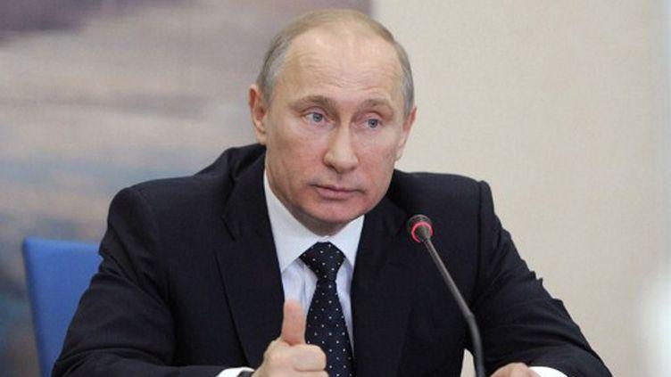 Vladimir Poutine a haussé le ton pour les travaux des JO 2014 de Sotchi