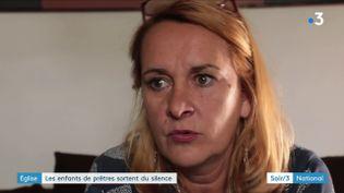 Nathalie Olivier, fille de prêtre (France 3)