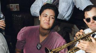 La chanteuse Billie Holiday a révolutionné le jazz (Don Peterson)