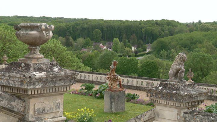 Vue du Château de Valençay (France Télévisions / France 3 Val de Loire)