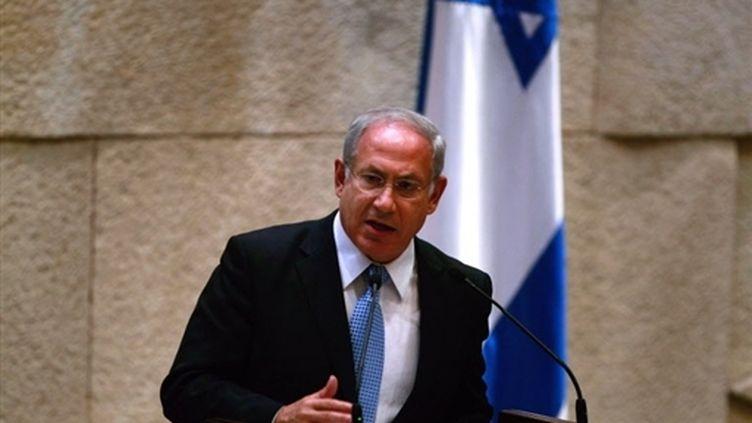 Le Premier ministre israélien Benjamin Netanyahu (archives) (© AFP - David Silverman)