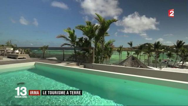 Saint-Martin : le tourisme à terre