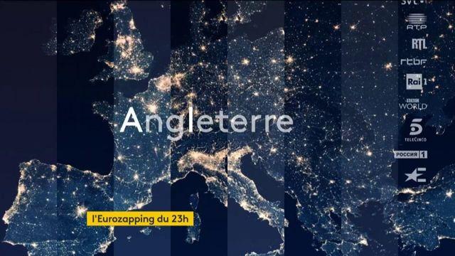 Eurozapping : Angela Merkel honore les victimes du nazisme