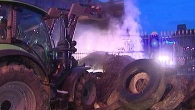 Manche : les agriculteurs ne désarment pas et passent à l'action