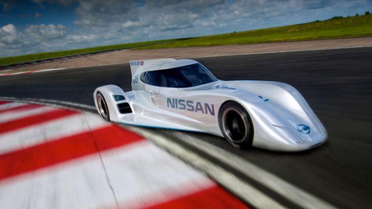 Leprojet Zeod RC de Nissan pour Le Mans 2014 (PAUL RYAN)