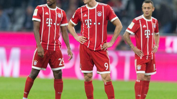 Coman et Lewandowski avec le Bayern (GES-SPORTFOTO / GES-SPORTFOTO)