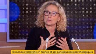Jeanne Siaud-Facchin (Capture d'écran Franceinfo)