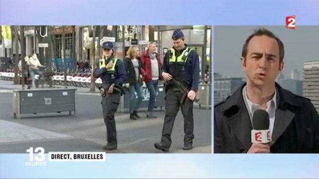 """Anvers : le suspect inculpé pour """"tentative d'assassinat à caractère terroriste"""""""