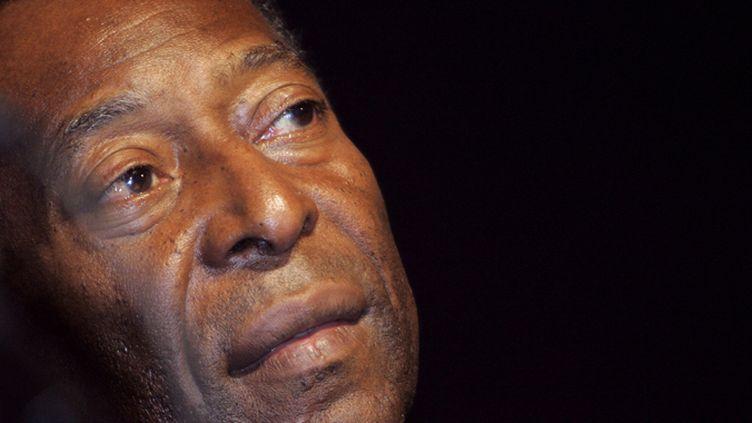 Pelé, l'icône du football brésilien