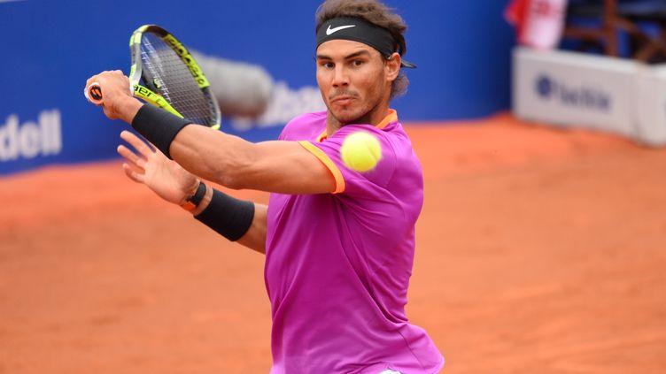 Rafael Nadal (JOSEP LAGO / AFP)